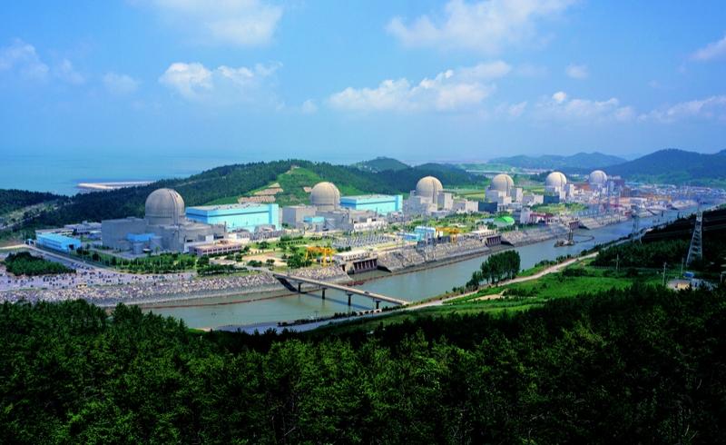 ▲ 한빛원자력발전소. 사진=위키백과