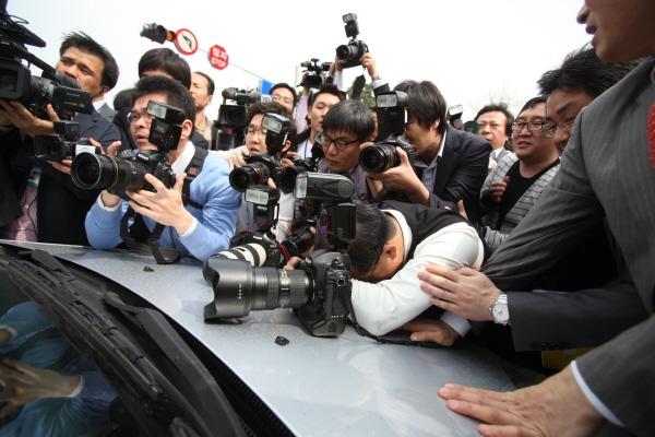 ▲대한민국 기자들. ⓒ미디어오늘 자료사진