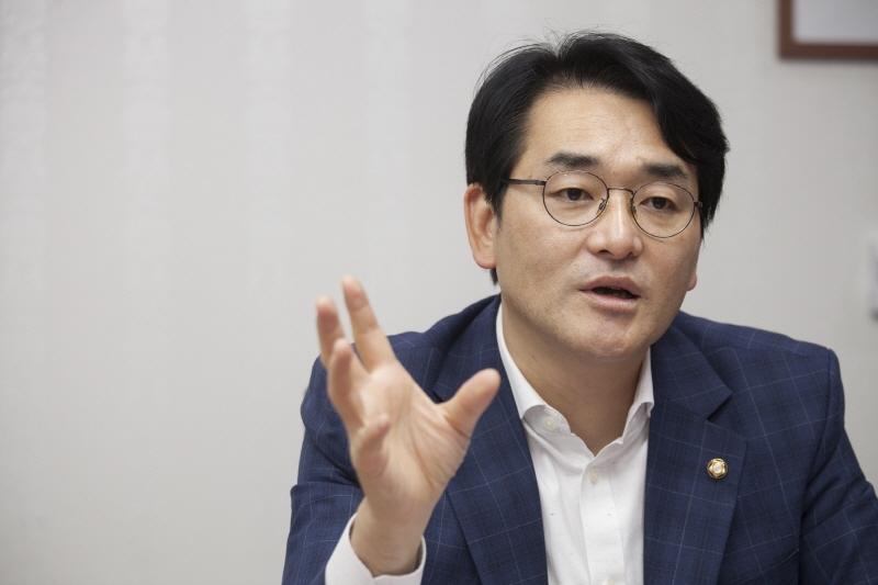 ▲박용진 더불어민주당 의원. ⓒ이치열 기자