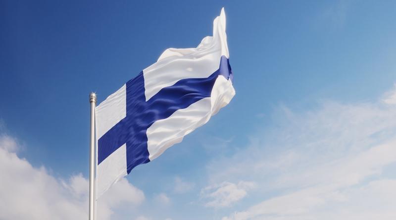 ▲ 핀란드 국기. 사진=gettyimagesbank