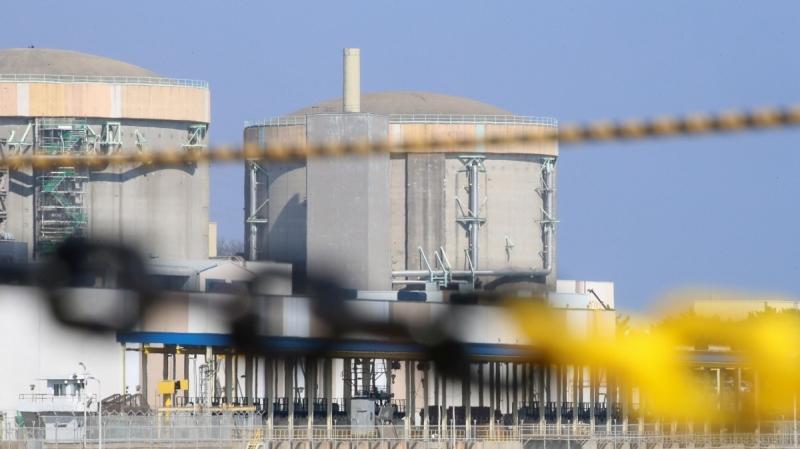 ▲월성 원자력발전소 1호기.  ⓒ연합뉴스