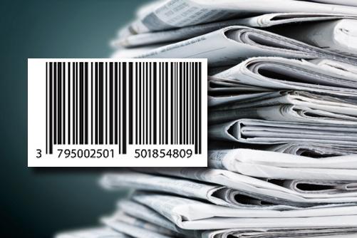 신문에 바코드 넣어 부수 파악하는 신문법 개정안 발의