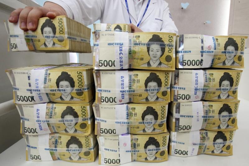 ▲ 지폐 자료사진. ⓒ 연합뉴스