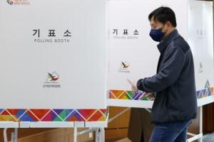 12시 서울 시장 투표율 강남 3 구 평균 15.6 %